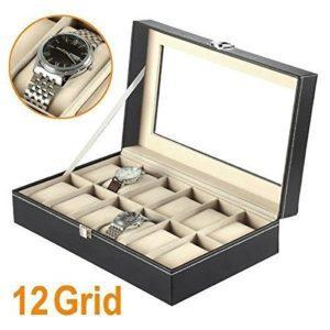 Espositore per 12 orologi